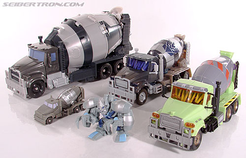 Transformers Revenge of the Fallen Mixmaster (G1) (Image #41 of 130)
