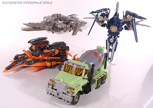 Transformers Revenge of the Fallen Mixmaster (G1) (Image #44 of 130)