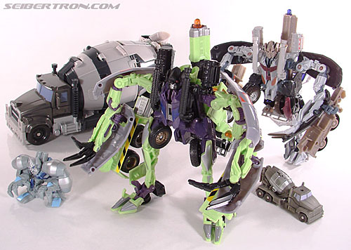 Transformers Revenge of the Fallen Mixmaster (G1) (Image #104 of 130)