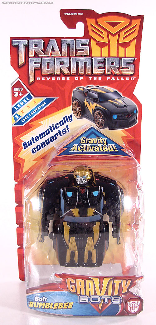 Transformers Revenge of the Fallen Bolt Bumblebee (Image #1 of 50)