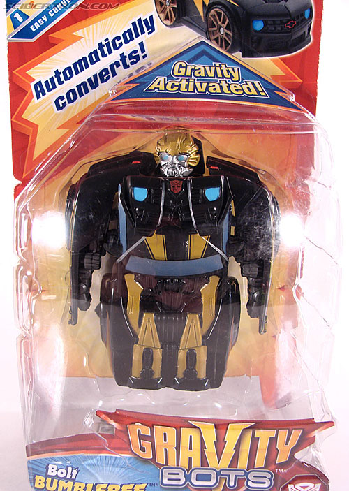 Transformers Revenge of the Fallen Bolt Bumblebee (Image #2 of 50)