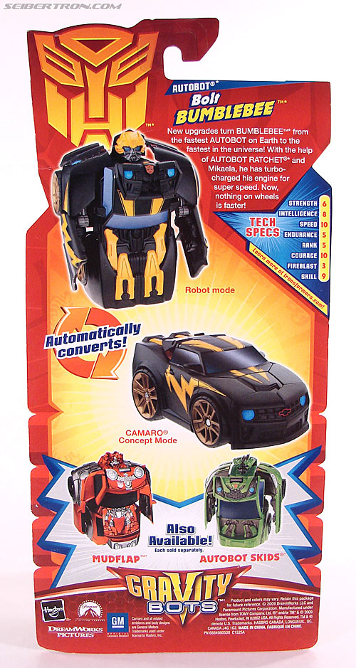 Transformers Revenge of the Fallen Bolt Bumblebee (Image #5 of 50)
