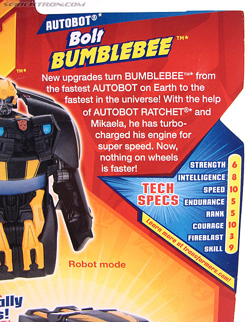 Transformers Revenge of the Fallen Bolt Bumblebee (Image #6 of 50)