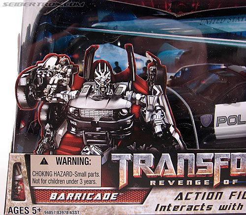 Transformers Revenge of the Fallen Barricade (Image #2 of 179)