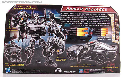 Transformers Revenge of the Fallen Barricade (Image #10 of 179)