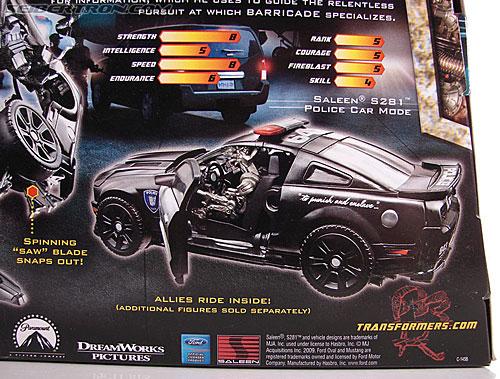 Transformers Revenge of the Fallen Barricade (Image #13 of 179)