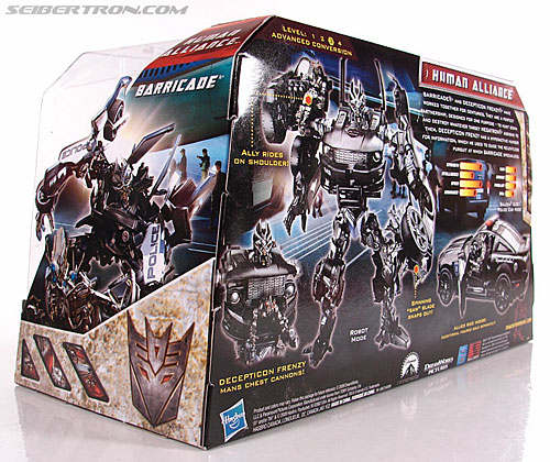 Transformers Revenge of the Fallen Barricade (Image #14 of 179)