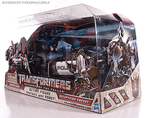 Transformers Revenge of the Fallen Barricade (Image #17 of 179)