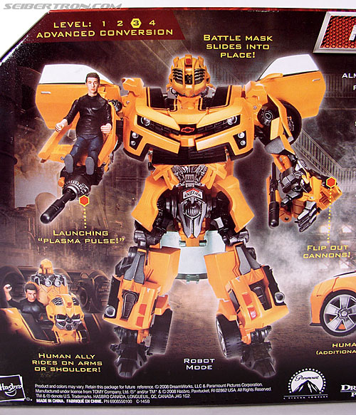Transformers Revenge of the Fallen Bumblebee (Image #13 of 188)