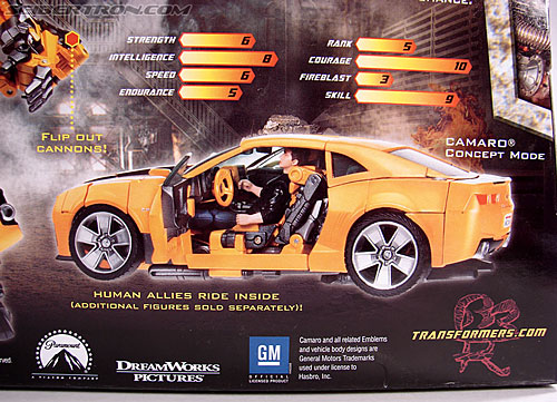 Transformers Revenge of the Fallen Bumblebee (Image #15 of 188)
