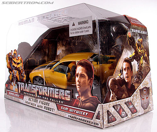 Transformers Revenge of the Fallen Bumblebee (Image #18 of 188)