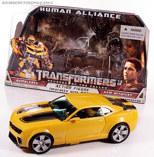 Transformers Revenge of the Fallen Bumblebee (Image #22 of 188)