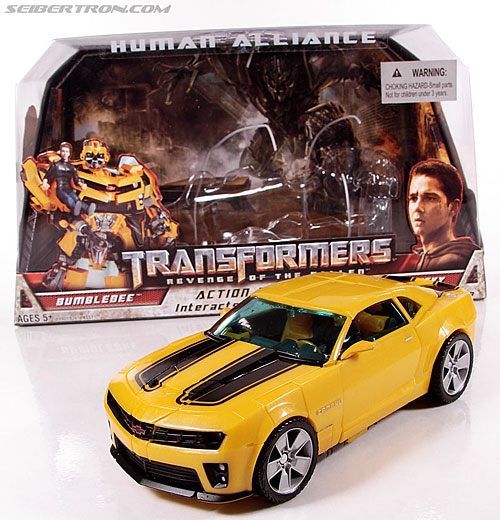 Transformers Revenge of the Fallen Bumblebee (Image #23 of 188)