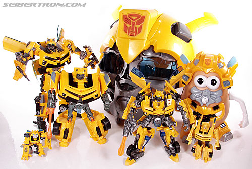Transformers Revenge of the Fallen Bumblebee (Image #183 of 188)