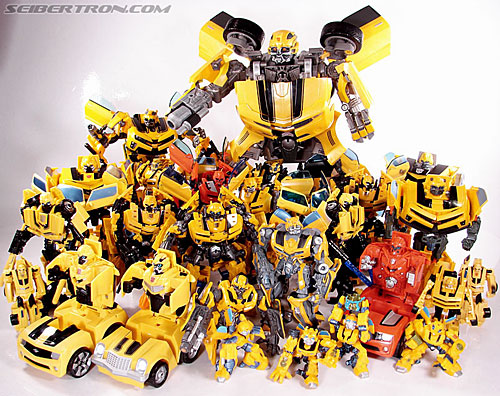 Transformers Revenge of the Fallen Bumblebee (Image #184 of 188)