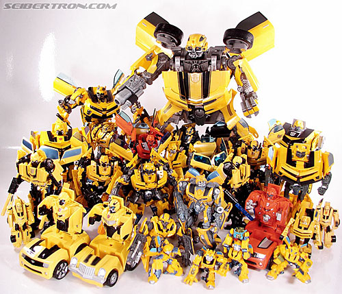 Transformers Revenge of the Fallen Bumblebee (Image #185 of 188)