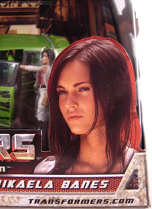 Transformers Revenge of the Fallen Mikaela Banes (Image #2 of 103)