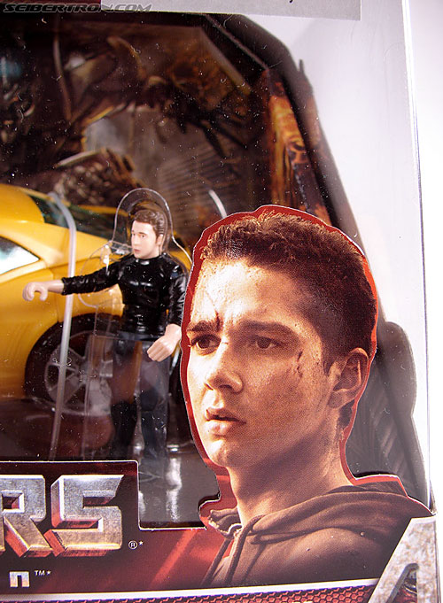 Transformers Revenge of the Fallen Sam Witwicky (Spike) (Image #2 of 64)