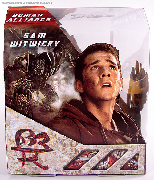 Transformers Revenge of the Fallen Sam Witwicky (Spike) (Image #3 of 64)