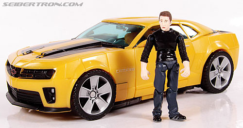 Transformers Revenge of the Fallen Sam Witwicky (Spike) (Image #15 of 64)