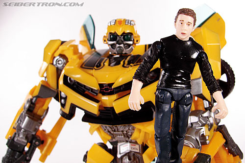 Transformers Revenge of the Fallen Sam Witwicky (Spike) (Image #47 of 64)
