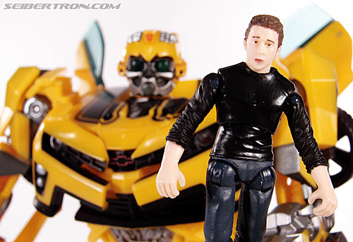 Transformers Revenge of the Fallen Sam Witwicky (Spike) (Image #48 of 64)