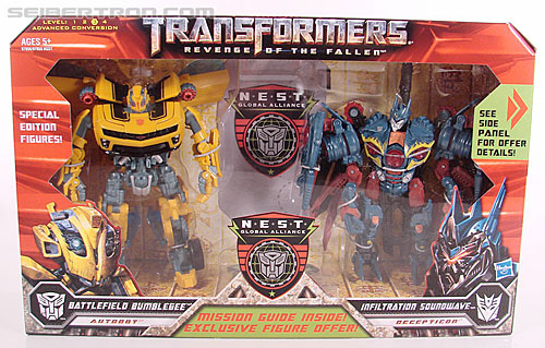 Transformers Revenge of the Fallen Infiltration Soundwave (Image #1 of 140)