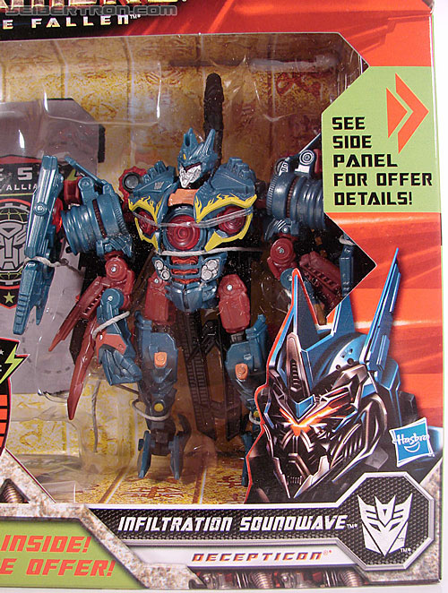 Transformers Revenge of the Fallen Infiltration Soundwave (Image #2 of 140)