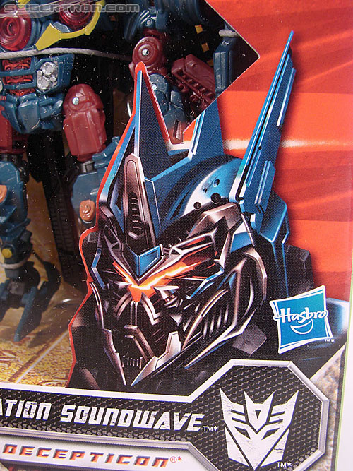 Transformers Revenge of the Fallen Infiltration Soundwave (Image #3 of 140)