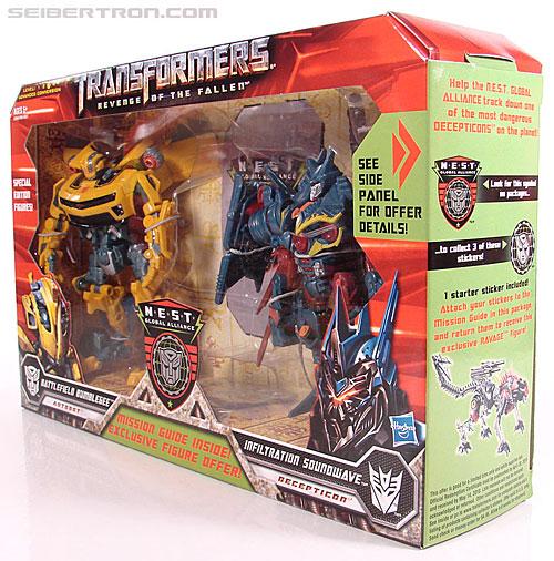 Transformers Revenge of the Fallen Infiltration Soundwave (Image #8 of 140)