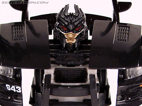 Transformers Revenge of the Fallen Interrogator Barricade gallery