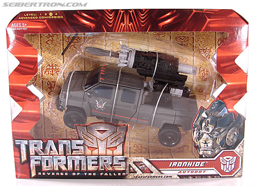 Transformers Revenge of the Fallen Ironhide (Image #1 of 103)