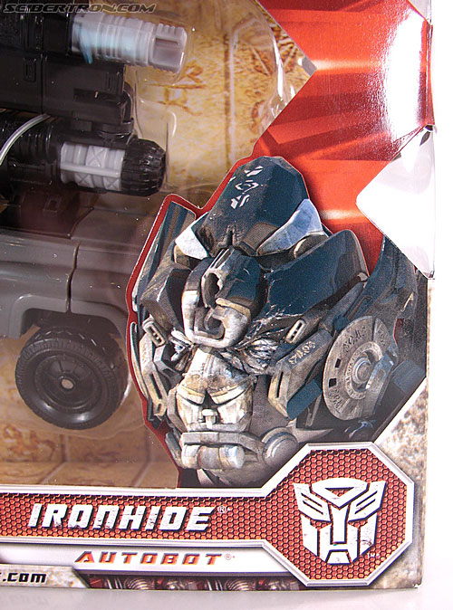 Transformers Revenge of the Fallen Ironhide (Image #2 of 103)