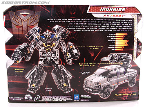 Transformers Revenge of the Fallen Ironhide (Image #6 of 103)