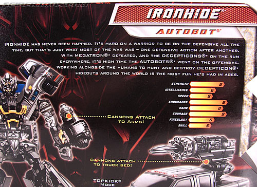 Transformers Revenge of the Fallen Ironhide (Image #7 of 103)