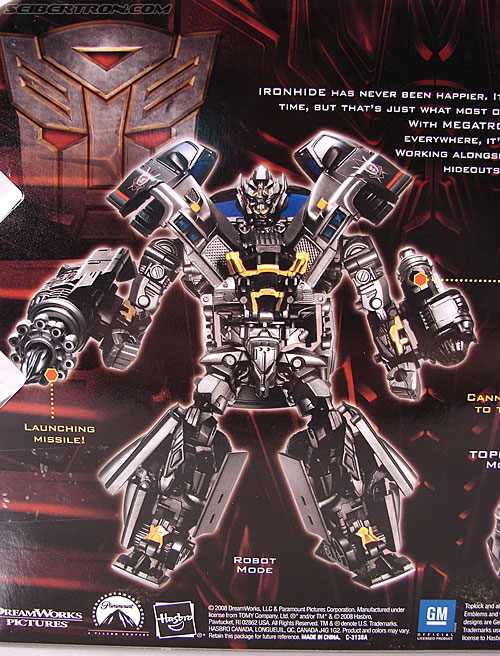 Transformers Revenge of the Fallen Ironhide (Image #8 of 103)