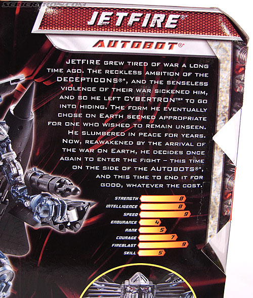 Transformers Revenge of the Fallen Jetfire (Image #9 of 125)