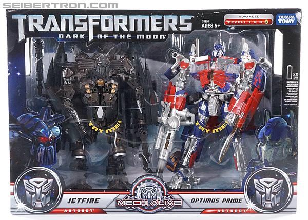 Transformers Revenge of the Fallen Jetpower Optimus Prime (Jetpower 2-pack) (Reissue) (Image #1 of 110)