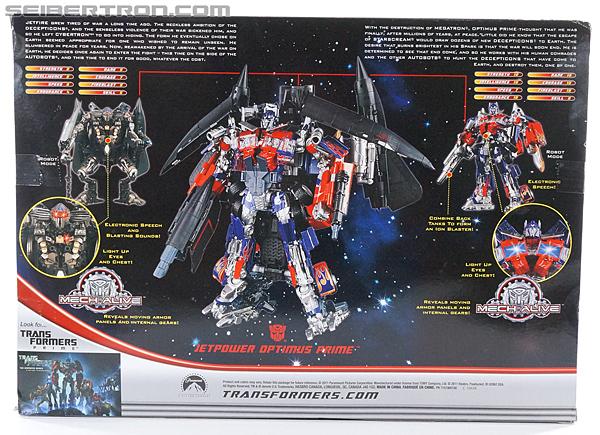 Transformers Revenge of the Fallen Jetpower Optimus Prime (Jetpower 2-pack) (Reissue) (Image #10 of 110)