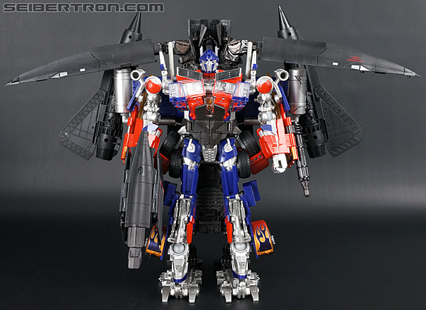 Transformers Revenge of the Fallen Jetpower Optimus Prime (Jetpower 2-pack) (Reissue) (Image #23 of 110)