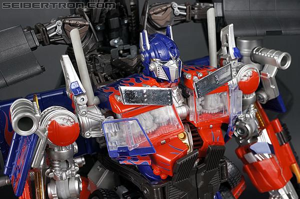 Transformers Revenge of the Fallen Jetpower Optimus Prime (Jetpower 2-pack) (Reissue) (Image #28 of 110)