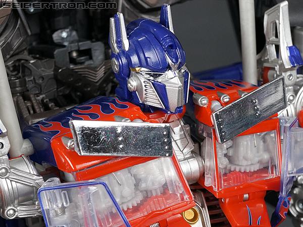 Transformers Revenge of the Fallen Jetpower Optimus Prime (Jetpower 2-pack) (Reissue) (Image #29 of 110)
