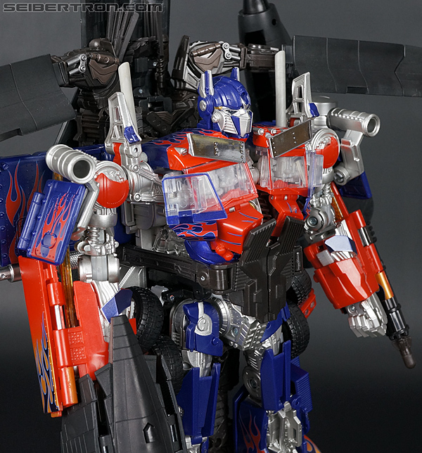 Transformers Revenge of the Fallen Jetpower Optimus Prime (Jetpower 2-pack) (Reissue) (Image #31 of 110)