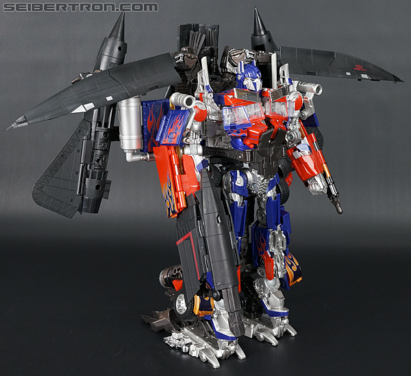 Transformers Revenge of the Fallen Jetpower Optimus Prime (Jetpower 2-pack) (Reissue) (Image #32 of 110)