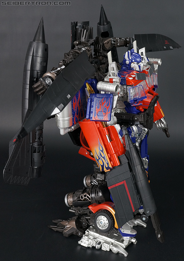 Transformers Revenge of the Fallen Jetpower Optimus Prime (Jetpower 2-pack) (Reissue) (Image #35 of 110)