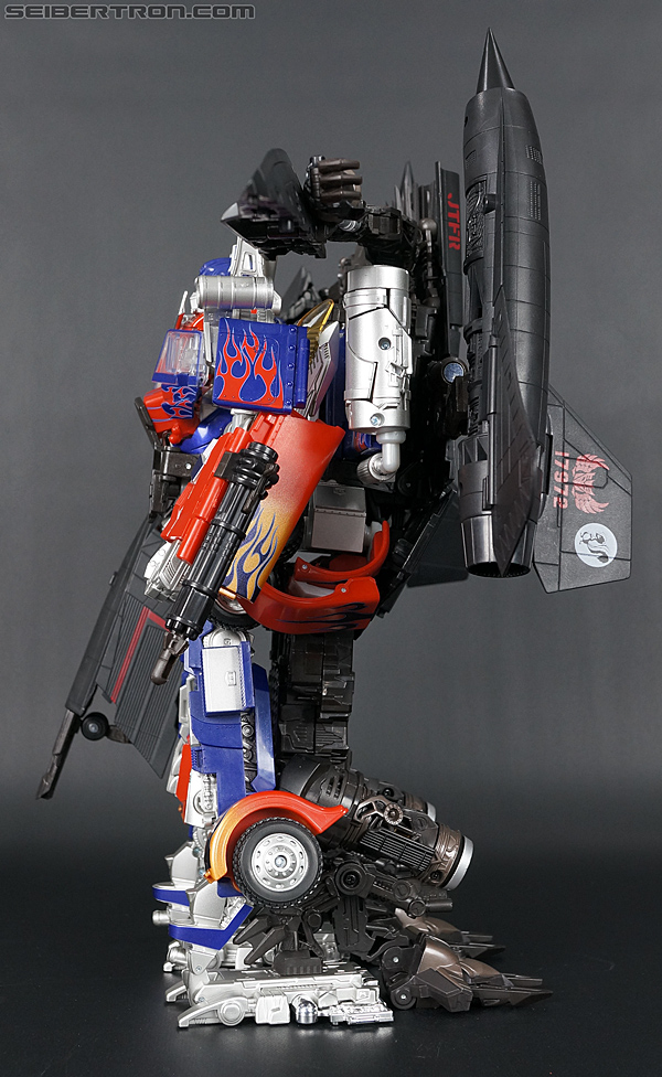 Transformers Revenge of the Fallen Jetpower Optimus Prime (Jetpower 2-pack) (Reissue) (Image #39 of 110)