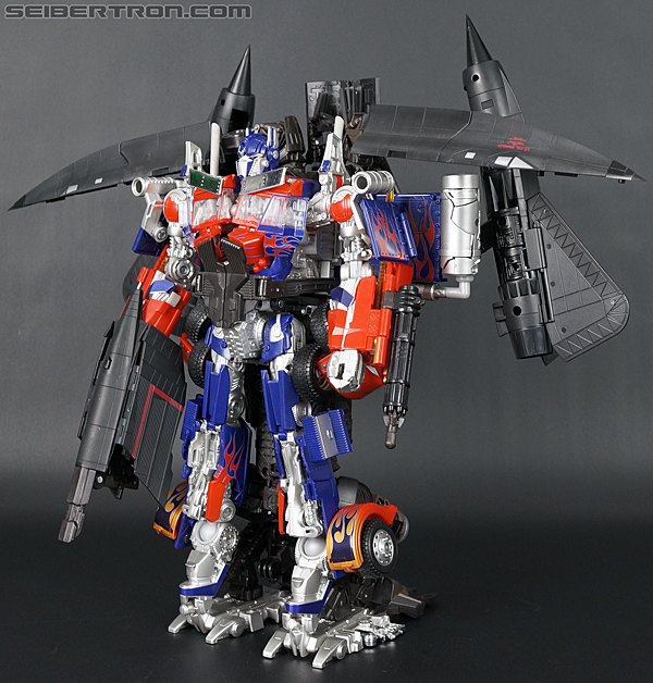 Transformers Revenge of the Fallen Jetpower Optimus Prime (Jetpower 2-pack) (Reissue) (Image #40 of 110)