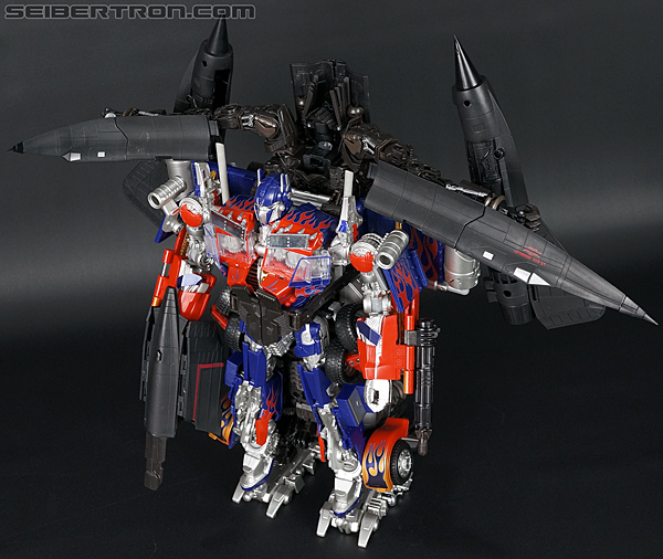 Transformers Revenge of the Fallen Jetpower Optimus Prime (Jetpower 2-pack) (Reissue) (Image #41 of 110)