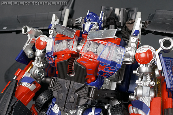 Transformers Revenge of the Fallen Jetpower Optimus Prime (Jetpower 2-pack) (Reissue) (Image #42 of 110)