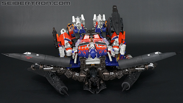 Transformers Revenge of the Fallen Jetpower Optimus Prime (Jetpower 2-pack) (Reissue) (Image #47 of 110)
